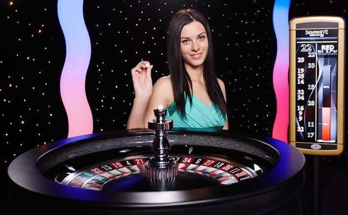 Best 10 Casino HD Rulet Masası